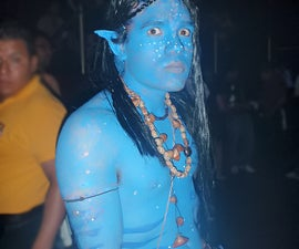 Avatar - Na'vi - DIY Jake Sully