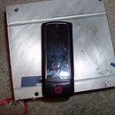 Dissasembly of Motorola k1 Cellphone