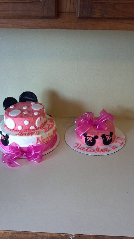 Picture of Many Cake and Cupcake Decorations