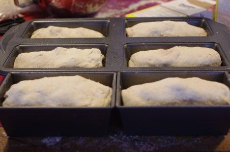Divide Dough & Let Rise