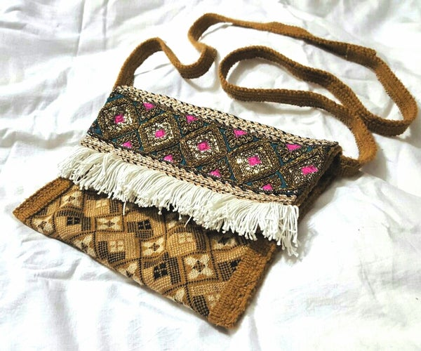 Bohemian Handbag