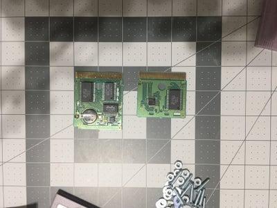 Working on the Cartridge!