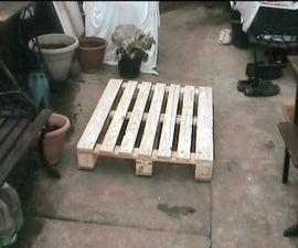 How To Dismantle A Pallet