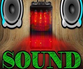 How to Make a Sound Reactive Leds Using One Mosfet