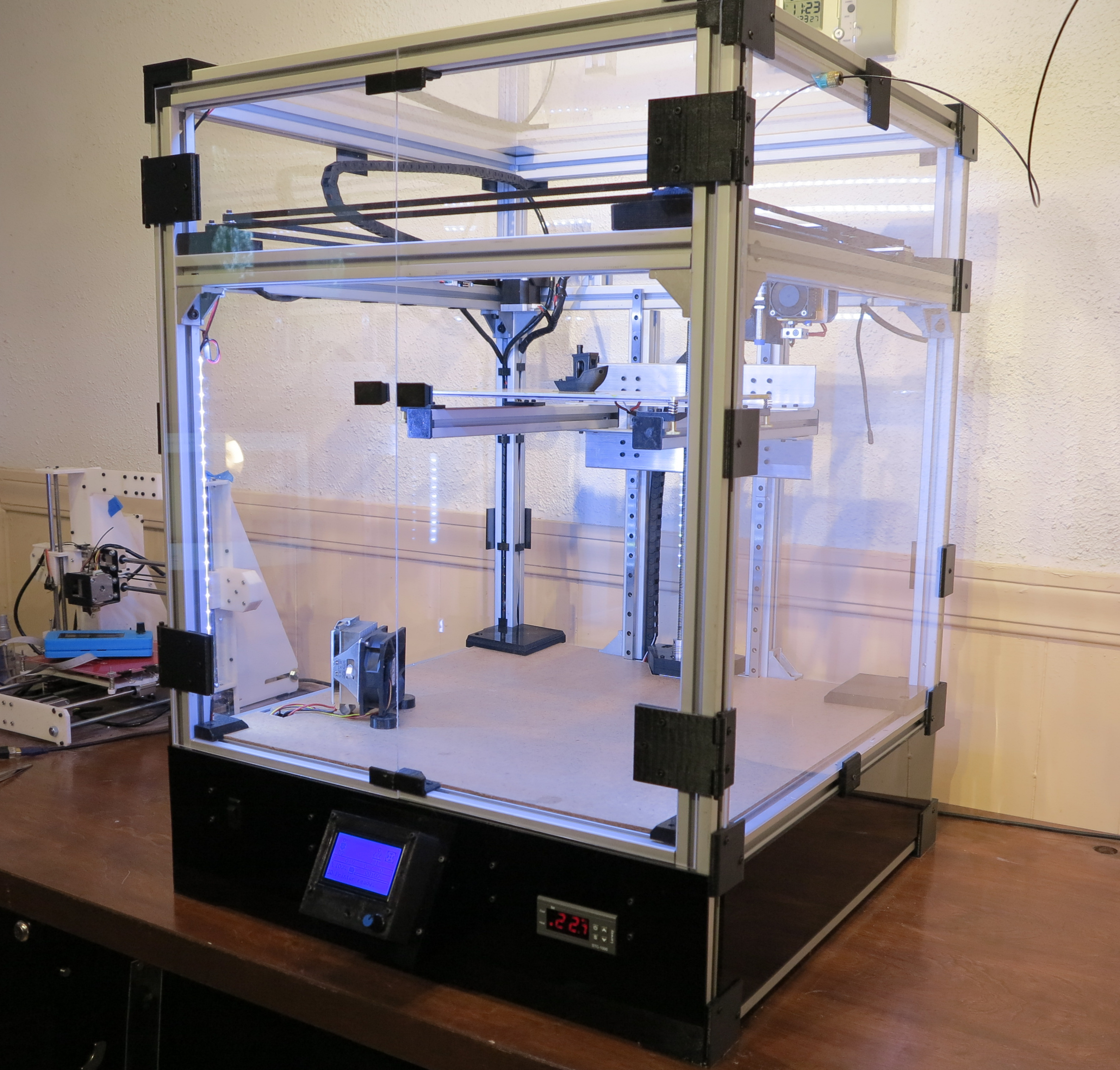 Picture of Upgrading 3D Printer From 12 to 24 Volt
