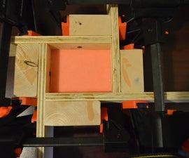 Adjustable Mold Casting Box