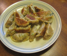 how to make potstickers - from scratch!