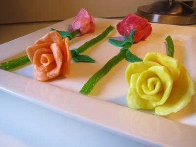 Starburst Candy Roses