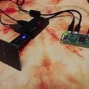 Raspberry Pi Zero Wifi Access Point With a Custom PCB Antenna