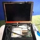 Making an xbox 360 laptop part 1