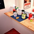 Recycling IKEA INGO into bar standing table in 3 simple steps