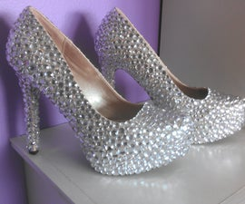 D.I.Y. Prom Shoes!