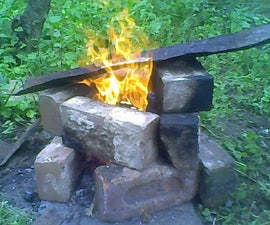 Make a small, practical forge