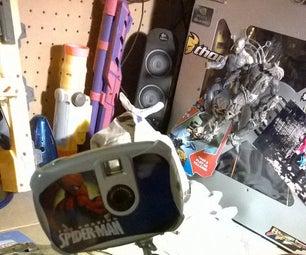 Make Arm Mount 4 Action Cam