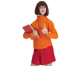 Guide lines for the Perfect Velma costume