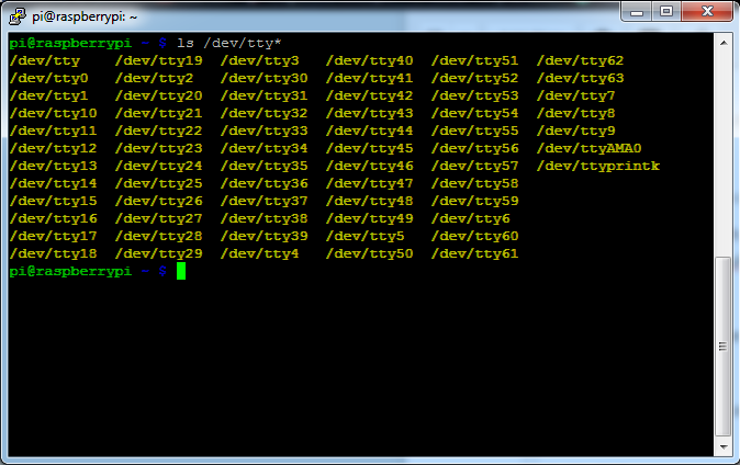 Picture of Before Running the Python Script