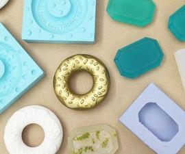 Mold Making & Casting Class