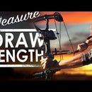 How to Measure Your Draw Length | Compound Bow Tips