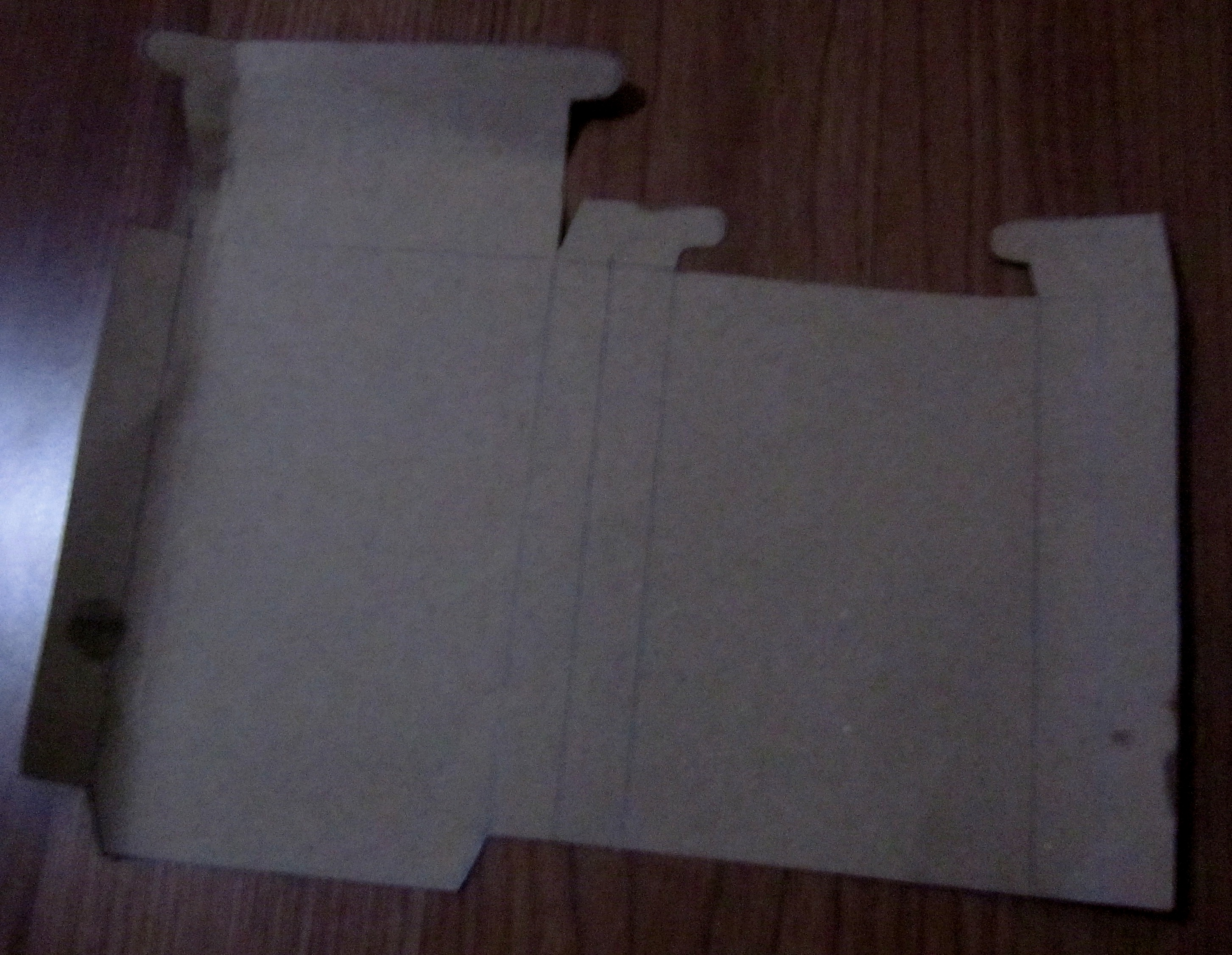 Picture of Cut Out the Cardboard.
