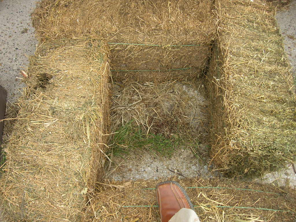 Picture of Match Hay Bales to Window Frame Size