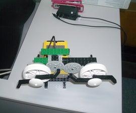 2 Bladed Fan With 1 Motor