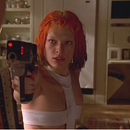 Leeloo (The Fifth Element) Hair