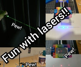 Measuring Laser Wavelengths