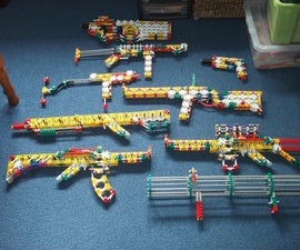 My knex arsenal