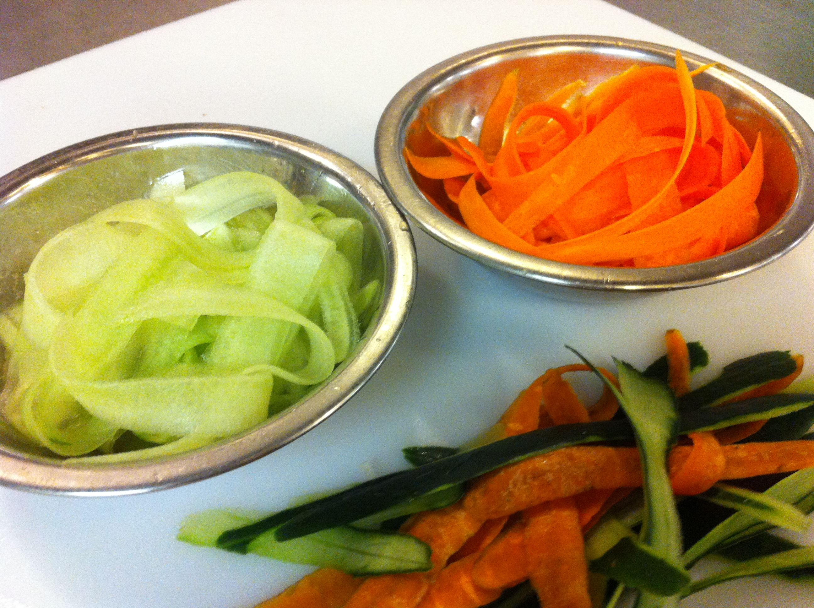 Picture of Prepare the Vegetables