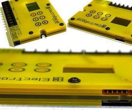 Cool PCB case for your project