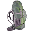Parts of an Internal Frame Backpack, and How to Load it.
