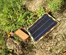 Assembling a BootstrapSolar Chi-qoo Solar Battery Charger Kit