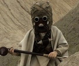 Child size Tusken Raider costume