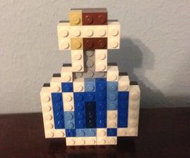 Lego Minecraft Potion