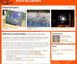 How to share your project on Instructables