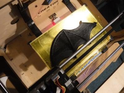 3D Print the Model