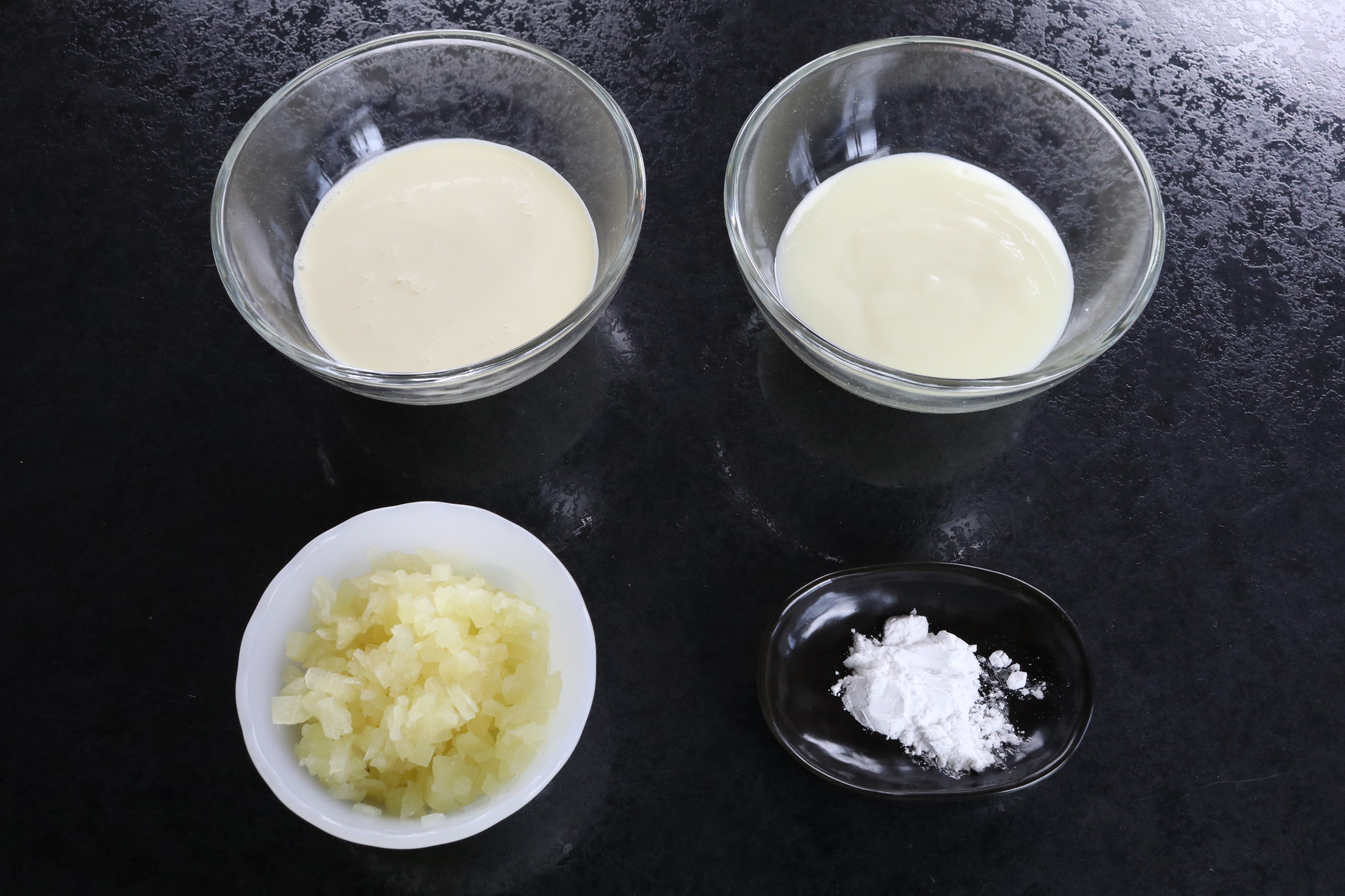 Picture of Pineapple Ice-Cream