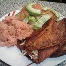 Mi abuelita Enchiladas - My Granny Enchiladas