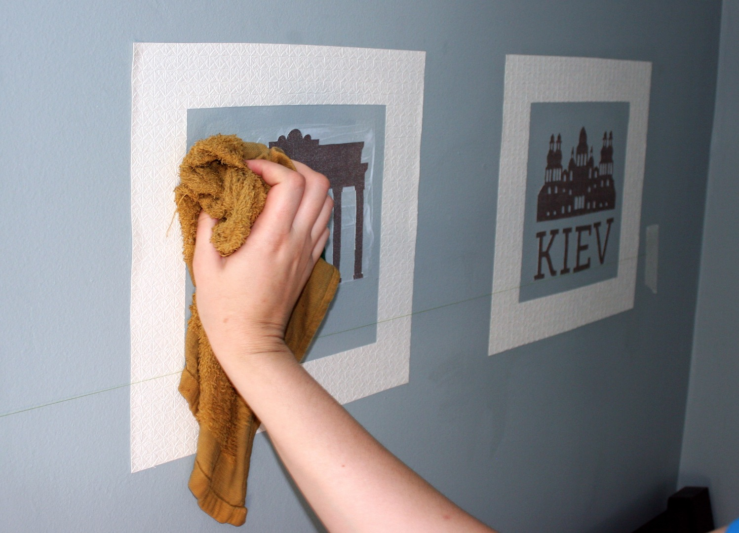 Picture of Add Your Artwork Inside the Matting