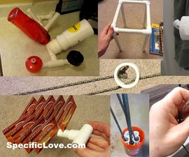10 Life Hacks with PVC #7