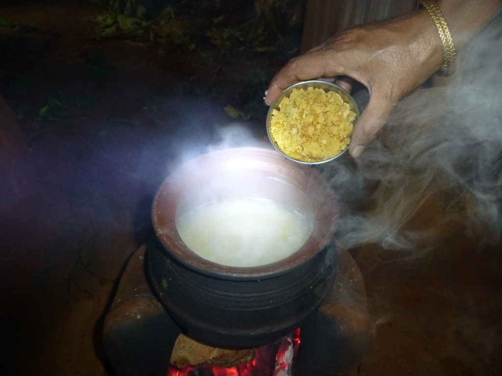 Picture of Cooking Pongal : Step 3