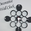 Decorative Cardboard Wall Clock