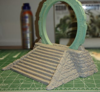 Molding and Redesigned Base