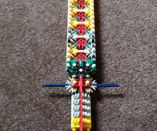 Knex Sword V2