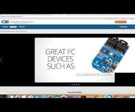 Motion Tracking Using MPU-6000 and Arduino Nano