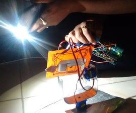Solar Tracker Using Arduino and Raspberry Pi 3
