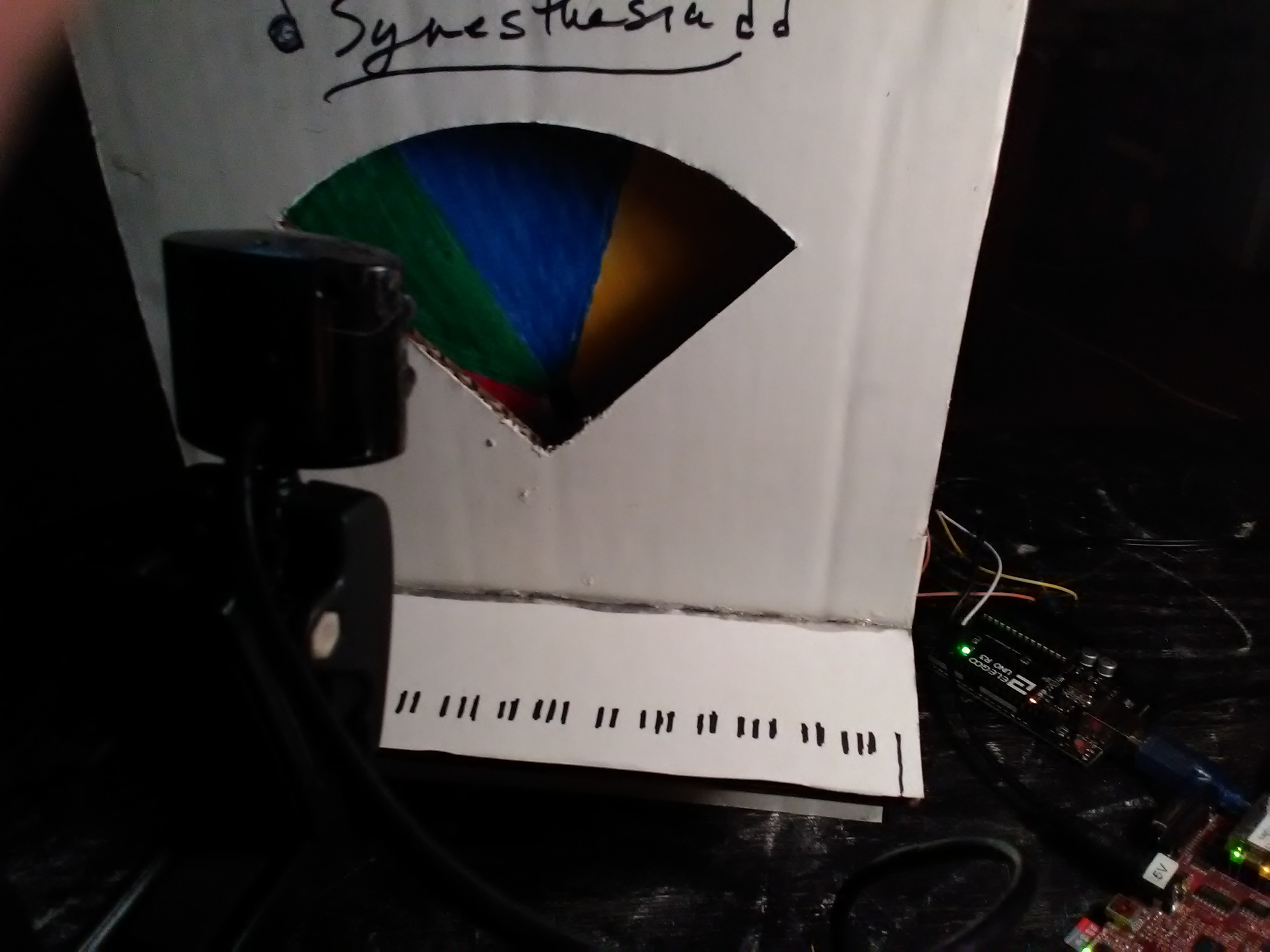 Picture of Synesthesia Player Piano
