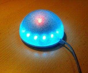 Quiz Game Buzzers (Arduino / RGB / I²C )