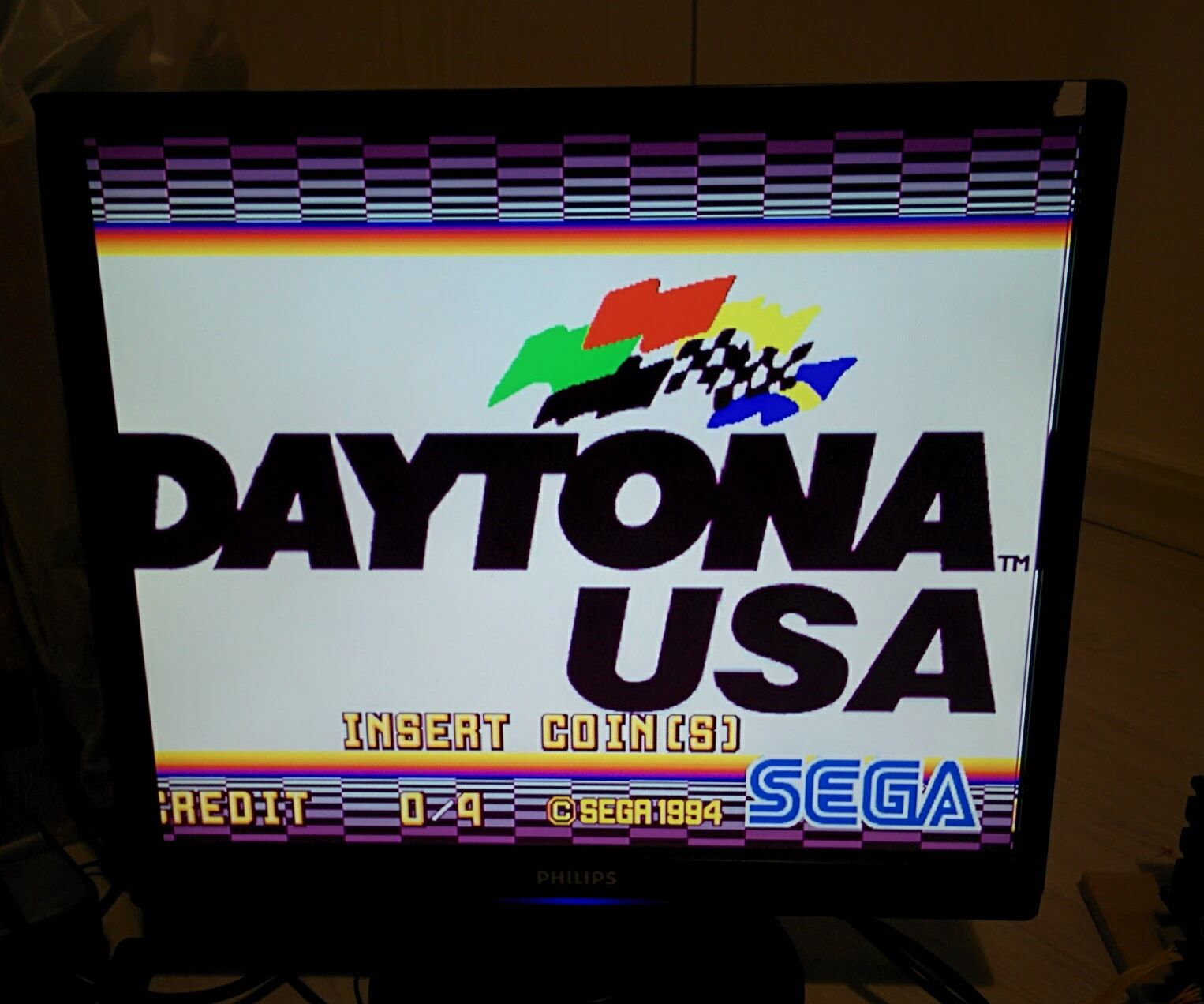 Jammafying Daytona USA Arcade PCB: 4 Steps (with Pictures)