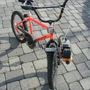How to Strap a Leaf Blower Engine to a Bike and Go Fast